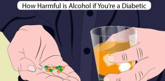 how harmful is alcohol if you are diabetic