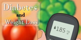 how diabetes and weight loss are connected