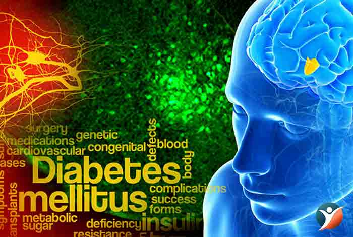 how does diabetes affect the brain