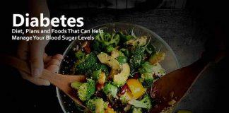 diabetes foods and diet plans