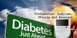 prediabetes symptoms and treatment