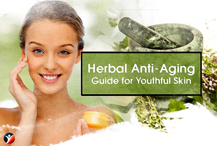 Herbal Anti-Aging Guide for Youthful Skin