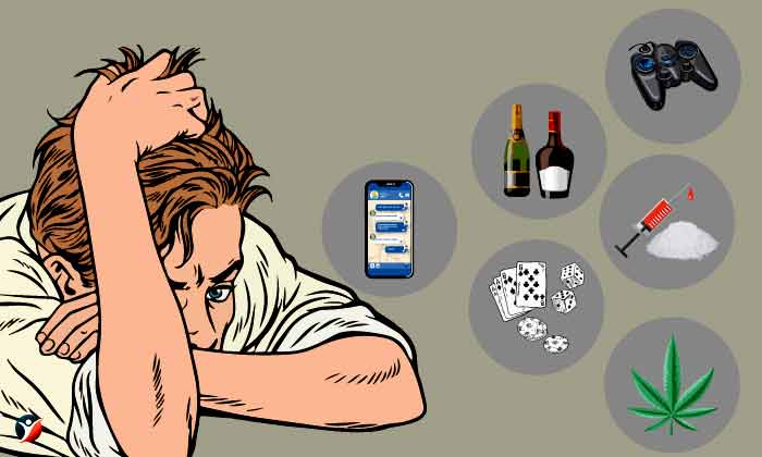 All About Addiction – From Diagnosis, Causes and Symptoms to Treatment and Complications