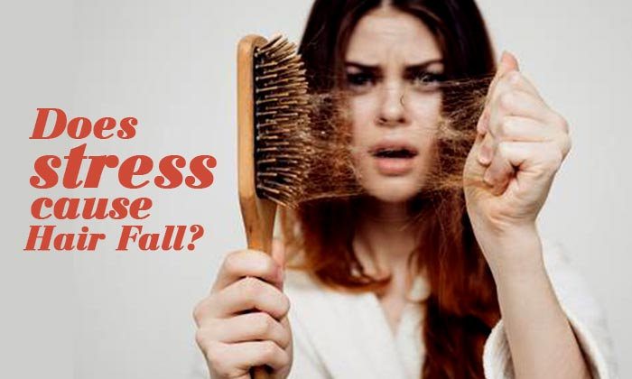 Is Stress Causing Your Hair Fall