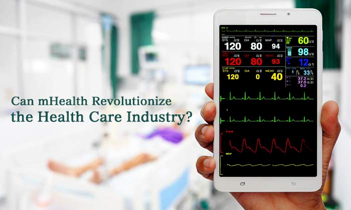 mHealth revolutionizing health care industry