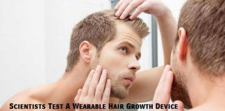 Wearable Hair Growth Device Is Being Considered for Hair Loss Treatment
