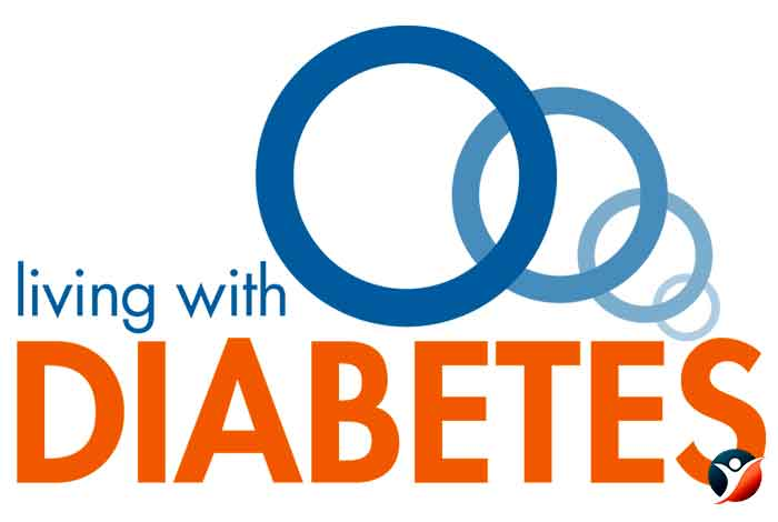 living with diabetes and self management guide