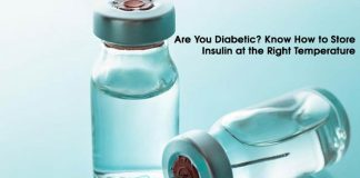 Are You Diabetic? Know How to Store Insulin at the Right Temperature