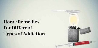 Home Remedies for Different Types of Addiction