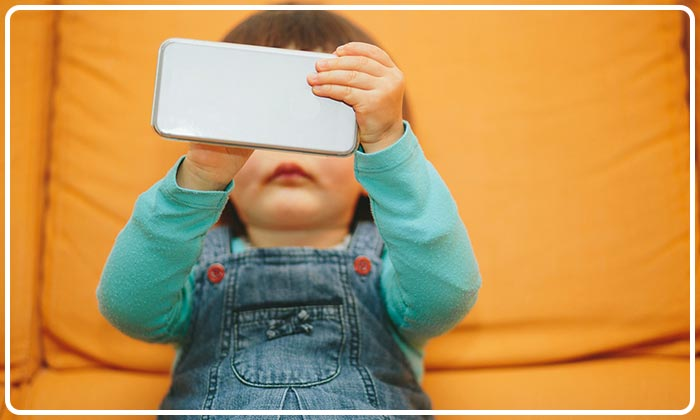 How Screen Time Affects Your Child's Brain?