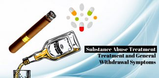 Substance Abuse Treatment and General Withdrawal Side Effects