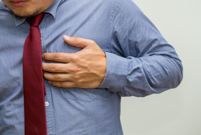 Irregular-heartbeat