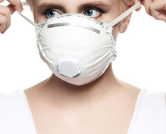 Face Shields and Masks With Valves Ineffective Against Coronavirus