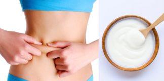 Yogurt-burns-belly-fat