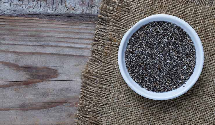 Chia-and-flax-seeds