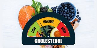 how to lower cholesterol level naturally